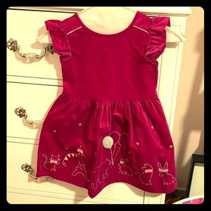 Beautiful Gymboree dress. Size 3